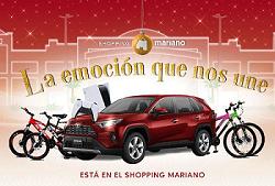 Campaña de Fin de Año del  Shopping Mariano