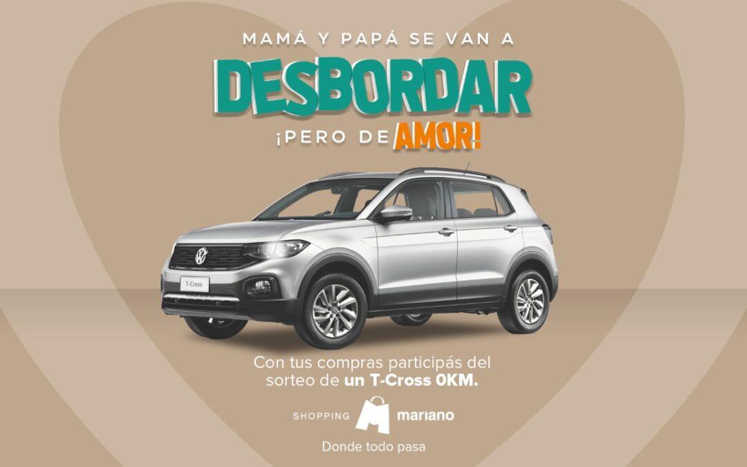 Campaña Mamá y Papá  Shopping Mariano